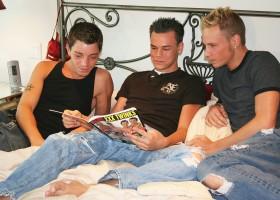 Daved, Donavin & Jared