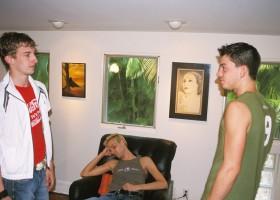 Donavin, Ian & Sean