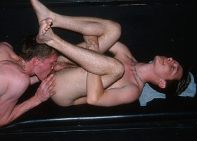 Five Boy Orgy