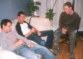 Austin, Daved & Tristan