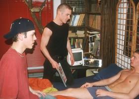 Cody, Kyle & Nathan