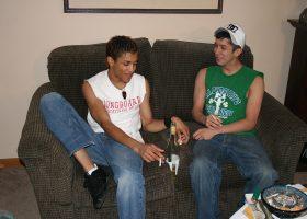 Ricky and Sabastian