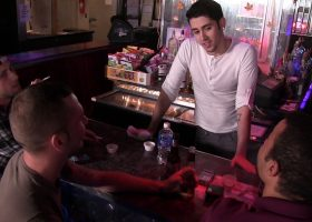 Eddie, Eric, Billie, Tiger and Taylor