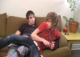 Axel and Robbie