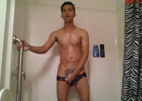 Raul Mendez Shower Jacking