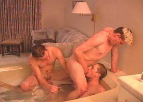 Jaison, Troy and Adam