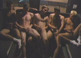 Twink 5 Boys Orgy