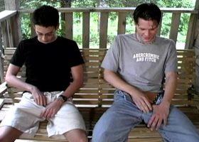 Brayden and Chris