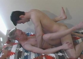 Tristan and Derek