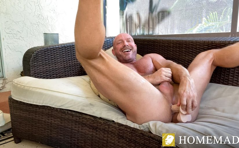 Killian Knox Dildo Fun
