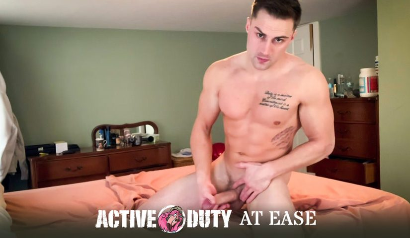Active Duty: At Ease – Damian White