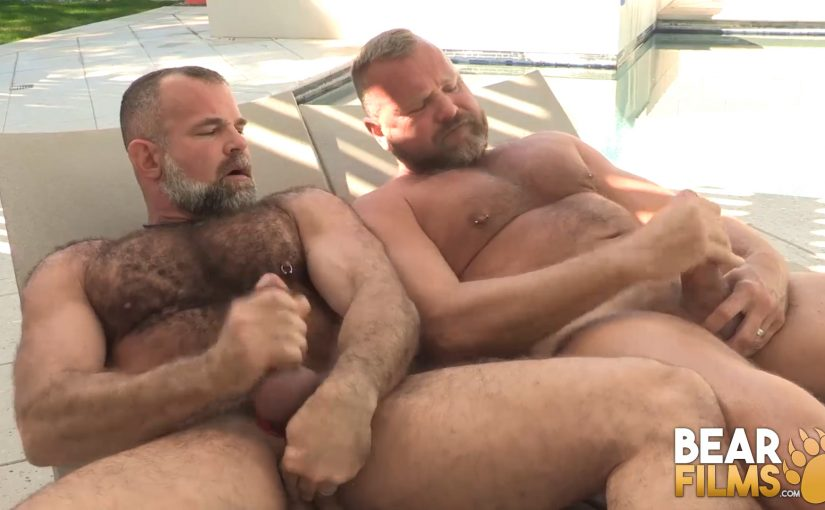 Tiger Pounce & Thor Buckner