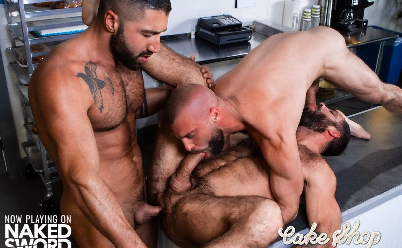 Cake Shop – Raging Stallion Studios